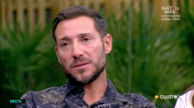 Antonio David Flores al escuchar a Mila Ximénez en 'GH VIP'
