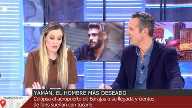 """Joaquín Prat presume de buena sintonía con su hermana Andrea en televisión: """"Me divierto mucho"""""""