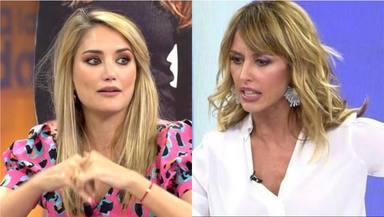 Emma García se enfrenta a Alba Carrillo y Diego Arrabal