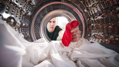 El calcetin en la lavadora y sus misterios