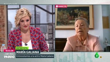 María Galiana, la abuela más querida de España por su papel en Cuéntame