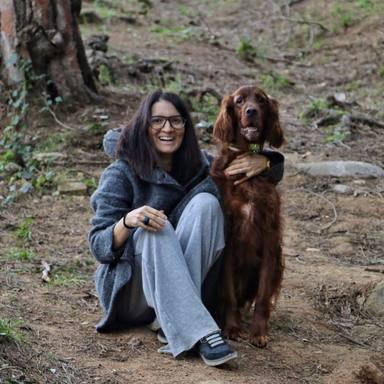 Silvia Abril Andreu Buenafuente pierden a su perro