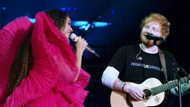 La bonita historia que hay detrás de 'Perfect Duet', la histórica canción de Beyoncé y Ed Sheeran