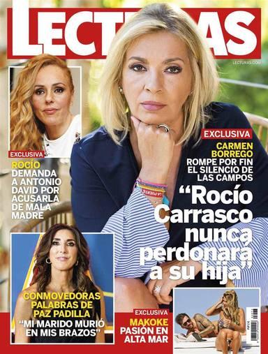 La entrevista más polémica de Carmen Borregi hablando de Rocío Flores
