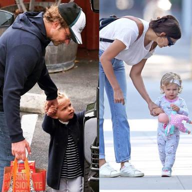La custodia compartida de Lea, la hija de Bradley Cooper y Irina Shayk