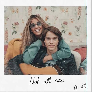 Not all roses, el nuevo tema de Sofía Ellar junto a su hermano Álvaro