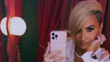 Demi Lovato deja claro que está más feliz que nunca en su etapa de soltería