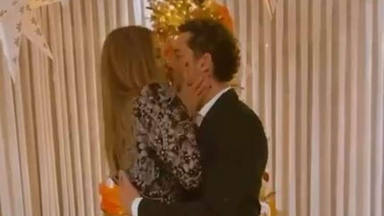 David Bisbal Rosanna Zanetti felices en la primera Navidad de su hija Bianca