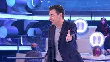 Arturo Valls, muy sorprendido ante los cambios que han revolucionado la nueva etapa de '¡Ahora caigo!'