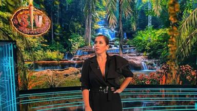 Anabel Pantoja regresa a los platós para defender a su chico Omar
