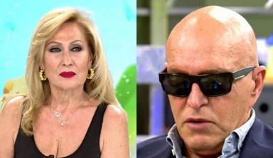 """Kiko Matamoros desenmascara a Rosa Benito y revela la exigencia que pactó con Telecinco: """"Puso una condición"""""""