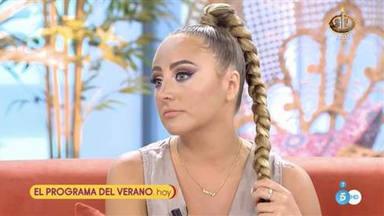 Rocío Flores habría suavizado su carácter delante de las cámaras para favorecer el concurso de Olga Moreno