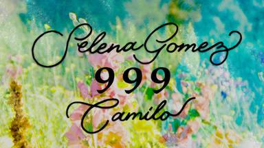 Muy próximo el estreno de la nueva colaboración de Selena Gómez y Camilo con la canción '999'