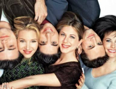 ¿Eres fan de la serie Friends?
