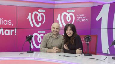 Javi Nieves y Mar Amate, galardonados con el premio Antena de Oro 2019