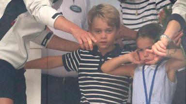 El gesto infantil de la princesa Charlotte que ha avergonzado a su madre, Kate Middleton
