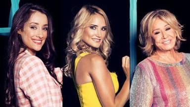 Estos son los vestidos que lucirán Adara, Alba Carrillo y Mila Ximénez en la final de GH VIP