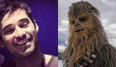 ¿Qué tienen en común Jordi Cruz y Chewbacca de Star Wars?