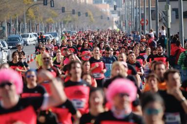Todo lo que debes saber sobre la quinta edición de la Pink Running de Cadena 100
