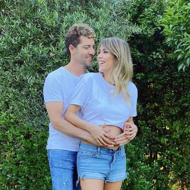 David Bisbal y Rosanna Zanetti anuncian el sexo del bebé