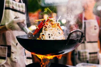 Trucos para dar con un wok perfecto