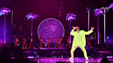 Maluma en los MTV MVAS