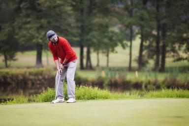 El Parque Deportivo La Garza de Linares acoge la cuarta edición del Andalucía Open Golf