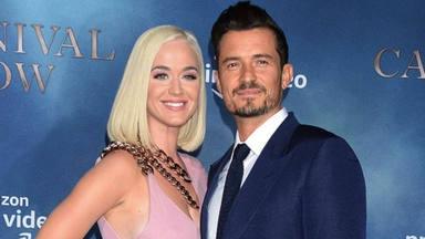 Katy Perry y Orlando Bloom comienzan su nueva vida como familia en una nueva e increíble casa