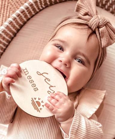 Camila, la nueva hija de Elena Tablada