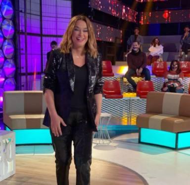 El momento tierra trágame de Toñi Moreno con Melody que ha dejado blanca a la presentadora