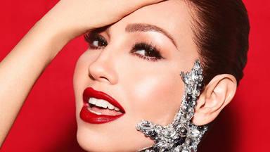 'desAMORfosis' es el próximo álbum de Thalía, llega esta semana y tiene catorce canciones