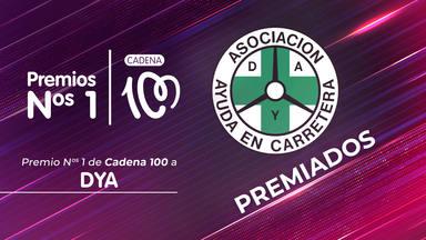 La Asociación de Ayuda en Carretera (DYA), Premio Nº 1 de CADENA 100 por su gran labor social en Bilbao