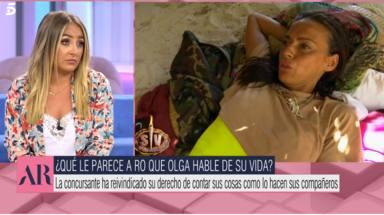 """La escatológica confesión de Rocío Flores que ha dejado sin palabras a Joaquín Prat: """"¡Qué dices!"""""""