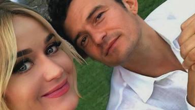 Así celebra Katy Perry el día del padre, publicando un divertido video de Orlando Bloom