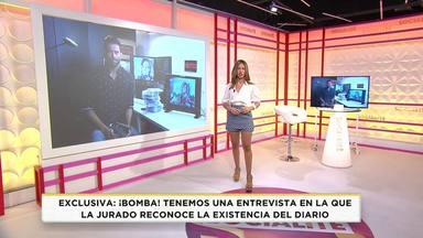 'Socialité', en serios problemas tras su exclusiva sobre los diarios escritos por Rocío jurado