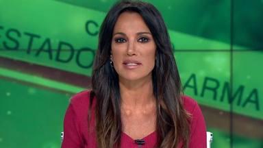 Cristina Saavedra da un puñetazo encima de la mesa ante el acoso que sufre en las redes sociales