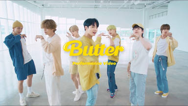 BTS rompen las pistas de baile con 'Butter'