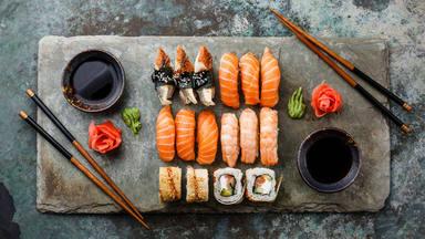 Atracón de sushi: ¡se puede y sin remordimientos!