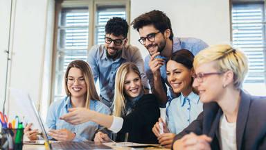 ¿Sabías que los grupos de trabajo mixtos son mucho más productivos?