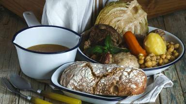 El cocido madrileño celebra su tradicional fiesta anual