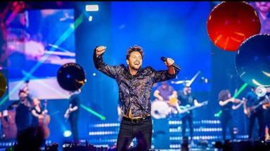 Las mejores imágenes del concierto de Manuel Carrasco en Madrid
