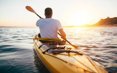 Cinco deportes acuáticos para salir de la rutina