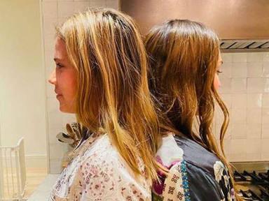 La hija de Jessica Alba es mas alta que ella