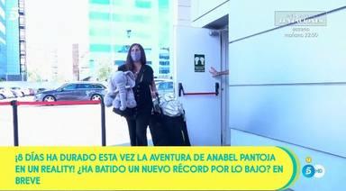 Anabel Pantoja abandona Sola/Solo tras 8 días