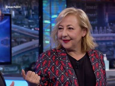 Carmen Machi en El Hormiguero