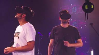Así se puede ver a Estopa en Dream Fest, el primer festival de música en 360°