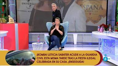 Carlota Corredera habla sobre la vacuna del Covid