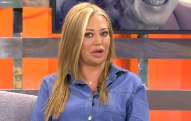 """Belén Esteban, asombrada, denuncia la manipulación que ha sufrido respecto a Rocío Carrasco: """"Me han mentido"""""""