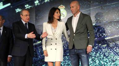 El Real Madrid hace oficial el regreso de Zidane