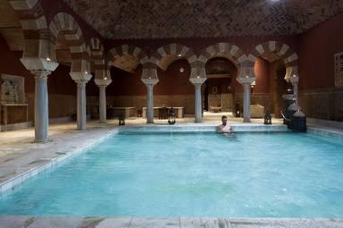Baños árabes Hamman Al-Ándalus
